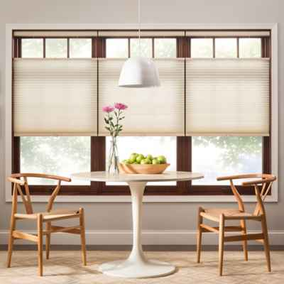 Real Simple® Cordless Top-Down Bottom-Up Light Filtering Cellular 72-Inch Shade