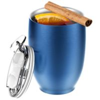 Imperial Beverage Insulated Cup in Blue
