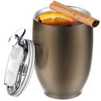 Imperial Beverage Insulated Cup in Brown