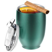 Imperial Beverage Insulated Cup in Green