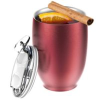 Imperial Beverage Insulated Cup in Red