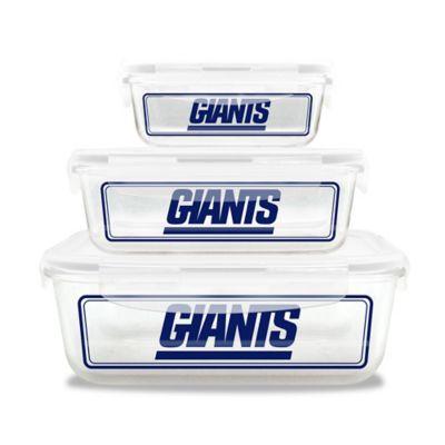 b13056f7d Buy New York Giants Glass | Bed Bath & Beyond