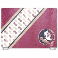 Florida State University Tempered Glass Cutting Board