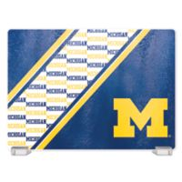 University of Michigan Tempered Glass Cutting Board