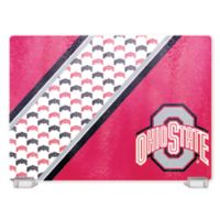 Ohio State University Tempered Glass Cutting Board