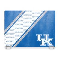 University of Kentucky Tempered Glass Cutting Board