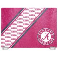 University of Alabama Tempered Glass Cutting Board
