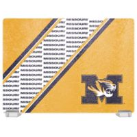 University of Missouri Tempered Glass Cutting Board