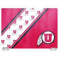 University of Utah Tempered Glass Cutting Board