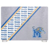 University of Memphis Tempered Glass Cutting Board