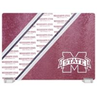 Mississippi State University Tempered Glass Cutting Board