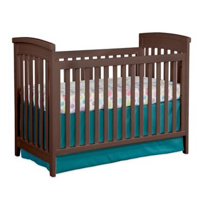 Imagio Baby By Westwood Design Midtown Cottage Crib In Chocolate Mist Buybuybaby
