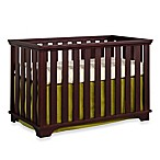 Imagio Baby by Westwood Design Midtown Island Crib in Chocolate Mist