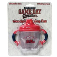 University of Mississippi 8 oz. Infant No-Spill Sippy Cup