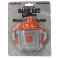 Clemson University 8 oz. Infant No-Spill Sippy Cup