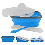 SmartPlanet Small Collapsible Meal Kit in Blue