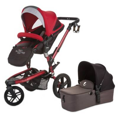 product image for Jane Trider Extreme All-Terrain Stroller in Deep Red