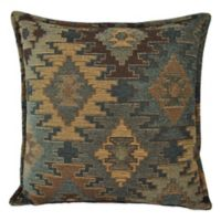 Austin Horn Classics Kiowa Square Throw Pillow