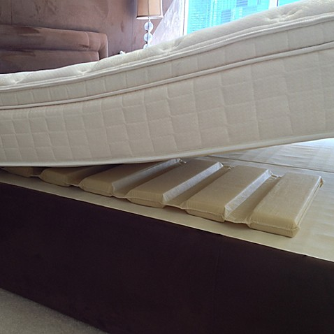 Mattress Helper 174 Sagging Mattress Solution Bed Bath Amp Beyond