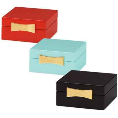 kate spade new york Garden Drive™ Square Jewelry Box