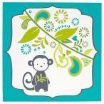 Monkey Crib Bedding Sets