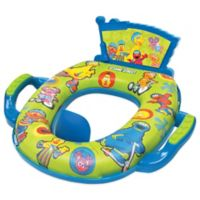 Ginsey Sesame Street® Elmo Deluxe Soft Potty Trainer with Sound