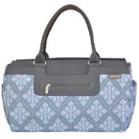 187b41072212 JJ Cole® Parker Weekender Diaper Bag in Blue Iris