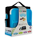 SmartPlanet Ultrathin Lunchbook Meal Kit in Blue