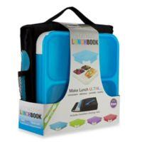 SmartPlanet Ultrathin Lunchbook Meal Kit in Blue