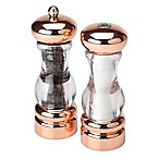 Olde Thompson Del Norte Copper Salt Shaker & Pepper Mill