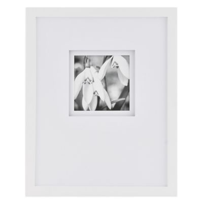 Buy Wall Picture Frames With Mats from Bed Bath & Beyond