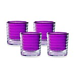 Tervis® Entertaining Collection Stout Plum Twist 8 oz. Tumbler (Set of 4)