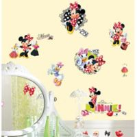 Disney® Mickey and Friends Minnie Loves to Shop Peel and Stick Wall Decals