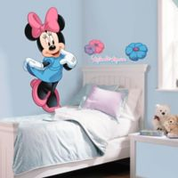 Disney® Mickey and Friends Minnie Mouse Giant Peel and Stick Wall Decals