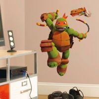 Teenage Mutant Ninja Turtles Mike Giant Peel and Stick Wall Decals