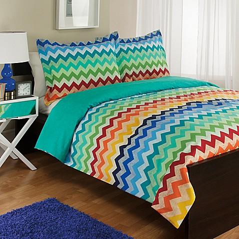 Exotica Reversible Comforter Set Buybuy Baby