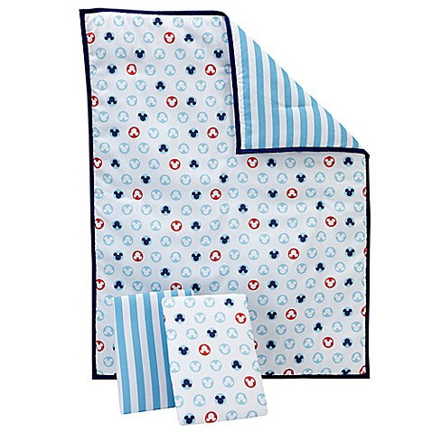 Portable Crib Bedding Set