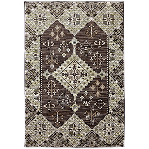 Mohawk Home 174 Berkshire Rug In Coco Bed Bath Amp Beyond