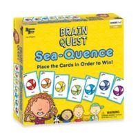 Brain Quest Sea-Quence Game