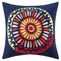 Josie by Natori Hollywood Boho Square Throw Pillow