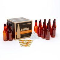 MR. BEER® Dix Bottling System with 16 Bottles
