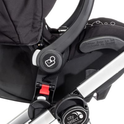 Baby Jogger® City Select® Car Seat Adaptor from Buy Buy Baby