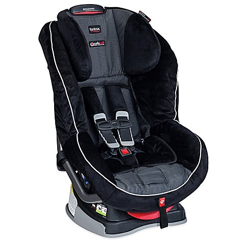 britax boulevard g4 1 convertible car seat in onyx buybuy baby. Black Bedroom Furniture Sets. Home Design Ideas