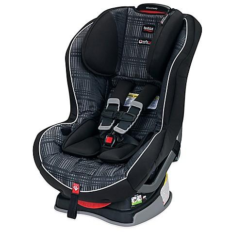 BRITAX Boulevard® XE Series (G4.1) Convertible Car Seat in Domino ...