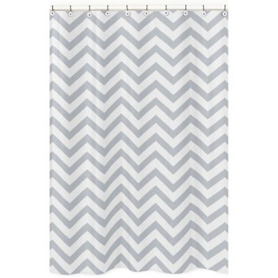 Buy Chevron Shower Curtain Shower Curtains from Bed Bath Beyond