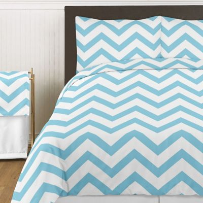 buy turquoise and white bedding sets from bed bath & beyond