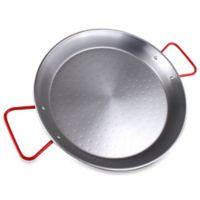 Magefesa® 17-Inch Carbon Steel Paella Pan