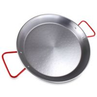 Magefesa® 18-Inch Carbon Steel Paella Pan