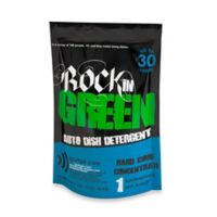 Rockin' Green 16 oz. Auto Dish Detergent in Natural Lemon Scent