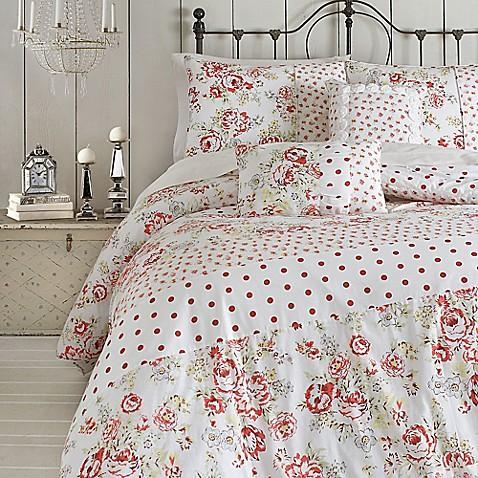 Jessica Simpson Marilyn Vintage Floral Comforter Set Bed